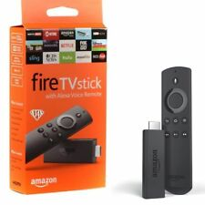 Amazon Fire TV Stick (2. Generation) mit Alexa-Sprachfernbedienung Digital Media