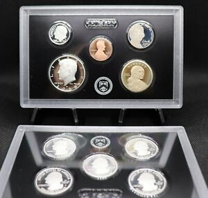 2020 United States Mint Silver Proof Set OGP with COA Ten Coin Set