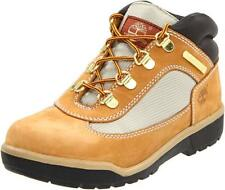 Timberland Field Lace-Up Boot (Toddler/Little Kid/Big Kid) Size 9 Colors Wheat