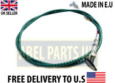 More details for jcb parts - boom lock cable made in e.u for jcb 3cx,4cx etc (part no. 910/60106)