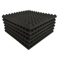Schall Schutz Schaumstoff Polster Behandlungs Platte mit 12 Packung im Pyra Q8R9