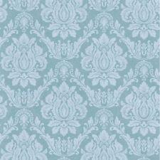 Tapete Kreise Floral P+S Blues Vliestapete grau blau 13489-20 2,04€//1qm