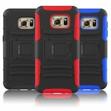 Rigid Plastic Mobile Phone Cases, Covers & Skins for Samsung Galaxy S7 with Kickstand