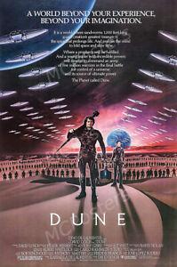 MCPoster - Dune 1984 Movie Poster Glossy Finish - PRM199