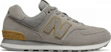 New Balance 574 Men's Casual Shoes Fashion Sneakers Swede Gray NWT ML574JFD