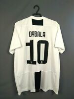 Dybala Juventus Jersey 2018 2019 Home XL Shirt Adidas Football CF3489 ig93