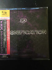 Yes-Magnification SHM MINI LP Style CD Japon neuf 2016