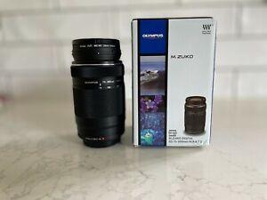 Olympus M.Zuiko 75-300mm f/4.8-6.7 ED II Lens for Panasonic, Olympus, Four...