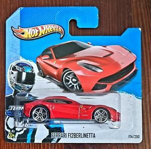 Hot Wheels Ferrari F12 Berlinetta 1:64 . Sehr selten