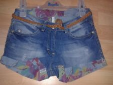 SO 15 -PAMPOLINA Jeans HOTPANTS Beach Life ,Gr.152