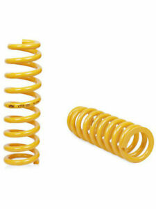 King Springs Front Raised Coil Spring Pair FOR FIAT DUCATO 250 (KFFR-37)