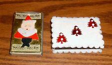 Vintage Santa Claus Pocketbox Box Matches Japan Indianapolis