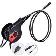 6.5ft 2 Mega Pixels 720P USB HD Handheld Endoscope Borescop Inspection Camera