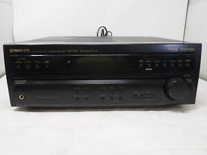 PIONEER VSX-D457 A/V STEREO RECEIVER 5.1 SURROUND SOUND DSP TESTED FREE SHIPPING