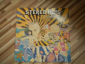 Stereo MC's - Supernatural_1990 / BRLP 556 / 846 844-1 /042284684415LP