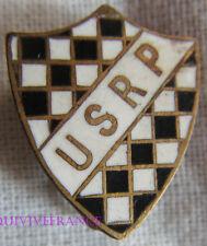 BG8797 - INSIGNE BADGE Union sportive romanaise et péageoise USRP RUGBY