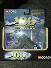 2003 Corgi 100 Years of Flight WWI British Aces at War 'Sopwith Camel' Bi-Plane