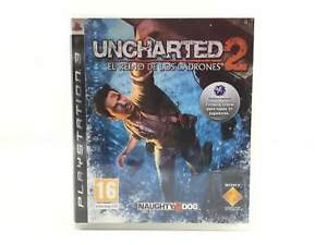 JUEGO PS3 UNCHARTED 2: AMONG THIEVES PS3 6778372