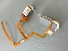 iPod Classic 60 80 120 160GB Thick Headphone Jack Hold Switch flat auricolare bi