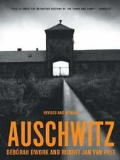 Auschwitz, Debórah Dwork, Robert Jan van Pelt, Good Book