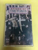 THE TUBES Attack Of The Tubes 4XL9520 Cassette Tape