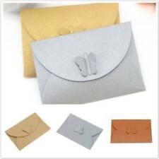 Vintage Blank Envelopes Mini Envelopes for Letter Greeting Card Invitation HD