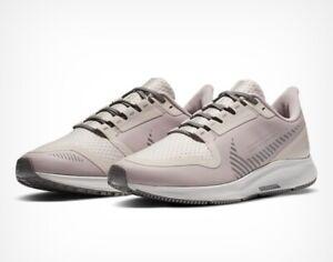 Nike AIR ZOOM PEGASUS 36 SHIELD UK 4 EU 37.5 Women's Barely Rose AQ8006 500