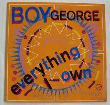 BOY GEORGE (SP 45 Tours)  EVERYTHING I OWN
