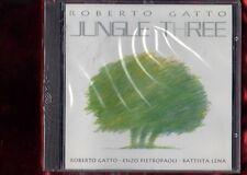 ROBERTO GATTO-JUNGLE THREE TIMBRO SIAE A SECCO CD  NUOVO SIGILLATO