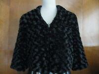 New w/tags Joie women's  black fancy lined  polyester blazer Size Large