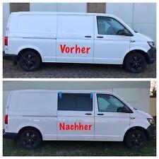 VW T5 T6 Bulli Schiebefenster Seitenfenster Scheibe Schiebescheibe CamperSet L+R