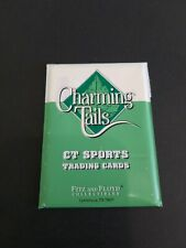 Charming Tails Ct Sports Trading Cards 6 Mint Cards