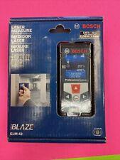 New Listingbosch Glm42 Blaze Laser Measure New In Box