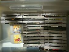 Super Nintendo and Nintendo 64 Games - Refurbished and Tested
