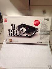 Dj Hero 2 Pack Neuf ( Nintendo Wii )
