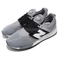 New Balance MRL247TC D 247 Grey Black White Men Running Shoes Sneakers MRL247TCD
