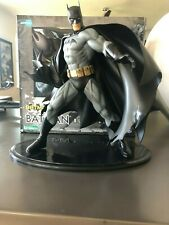 Kotobukiya Batman ArtFX Statue (Black Costume Version)