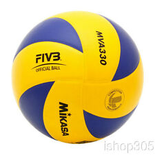 Mikasa MVA330 Spiral Official Fivb Club Olympic Game Ball Volleyball