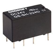 Buen Sky GS-SH-224D 24V Gs-d Series 1A Interruptor DPDT Relé