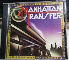The Best of the Manhattan Transfer CD in Case