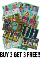 Panini FIFA 365 Stickers The Golden World Of Football 2020 GOLD & HOLO STICKERS
