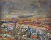 JERUSALEM JEWISH ISRAEL ART POSTERS BLUM STEINHARDT Ticho Bezalel Art Israeli