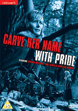 CARVE HER NAME WITH PRIDE  - DVD - REGION 2 UK