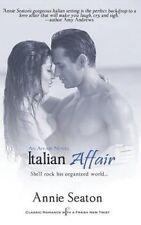 Italian Affair by Seaton, Annie -Paperback