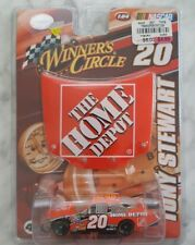NASCAR 2008 TONY STEWART #20 HOME DEPOT 1:64 W/ LOGO HOOD Winner's Circle