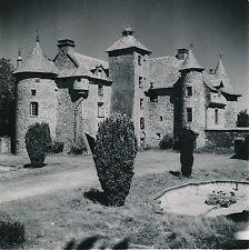 ORCIVAL c. 1950 - Château de Cordès Puy de Dôme - DIV 9678