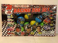 Galerie Nascar 30 Candy Filled Eggs Racing Egg Set t2914