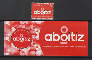 Philippine Stamps 2020 Aboitiz-100 Years of Advancing Business and Communities,