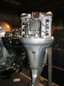 """2008 250HP F250 HP YAMAHA 4 STROKE OUTBOARD MOTOR 25"""" F250TXR NEEDS REPAIR"""