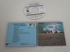 JOHN LENNON/MIND GAMES(PARLOPHONE CDP 7 46769 2) CD ALBUM